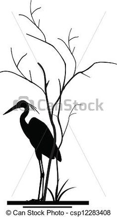 Birds silhouette Illustrations and Clip Art. Birds silhouette royalty free illustrations, drawings and graphics available to search from thousands of vector EPS clipart producers. Tree Silhouette, Shadow Art, Wall Art Designs, Art, Bird Silhouette, Silhouette, Black And White Drawing, Pencil Art Drawings, Bird Art