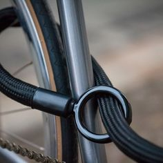 The Tex Lock is a cool, textile-heavy variation on flexible bike locks, but it weaves some big promises. After two years of development, their recent crowdfunding cycle is over and super successful, but I'm still waffling. The core of this lock design (ho ho) is a melding of woven construction