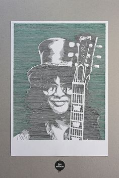 Freehand illustration #89: Slash