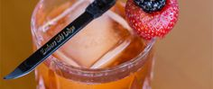 Wet Your Whistle With This Summertime Old Fashioned Recipe