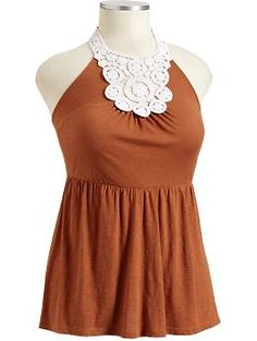 $22. Don't always love Old Navy plus size, but this top is affordable and cute.