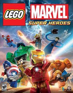 Marvel Legos