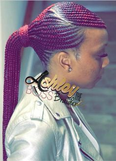 All styles of box braids to sublimate her hair afro On long box braids, everything is allowed! For fans of all kinds of buns, Afro braids in XXL bun bun work as well as the low glamorous bun Zoe Kravitz. Braided Hairstyles For Black Women Cornrows, African Braids Hairstyles, Black Girls Hairstyles, Braid Hairstyles, Fancy Hairstyles, Hairstyles 2018, Hair Updo, Black Girl Braids, Braids For Black Hair