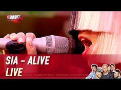 Sia - Alive - Live - C'Cauet sur NRJ - YouTube
