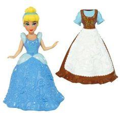 "Disney Brave Merida Magiclip 4/"" Tall POLLY POCKET poupée"