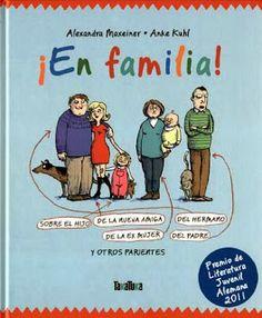 """PARA PROFES Y PADRES: 10 CUENTOS SOBRE """"FAMILIAS DIFERENTES"""" PARA TODO EL MUNDO"""