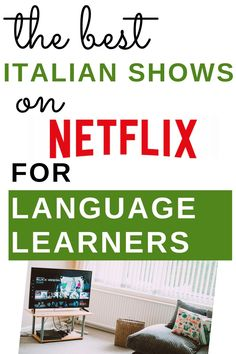 Italian Netflix Shows You HAVE to Watch! | Language Learning