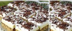 Čokoládový dort bez vaření, bez pečení, který válcuje internet recept – mujrecept Tiramisu, Cheesecake, Food And Drink, Nutella, Pudding, Treats, Diet, Cooking, Ethnic Recipes
