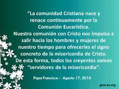 Papa Francisco, Interesting Quotes, Christians, Feelings, Dios