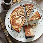 Chocolate-Peanut Butter Cheesecake Recipe | MyRecipes.com