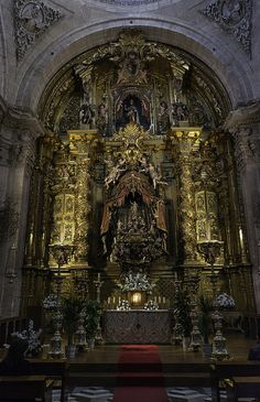 Segovia Cathedral Interior | Recent Photos The Commons 20under20 Galleries World Map App Garden ...
