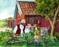 Pettersson und Findus  http://puf.thomasthetankengine.de