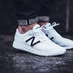 New Balance Fresh Foam Zante White