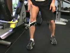 http://www.siliconvalleyfit.com/ Learn a great way to strengthen the knee through focusing on the vastus medialis (VMO).  Strengthening the VMO will enable you work the legs harder, as you will have less chance of developing a knee injury.