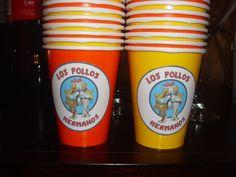 Pollos Hermanos Cups