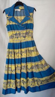 """Sambo"" dress - would love to make something like this!"