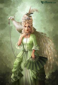 Vanity by joanniegoulet.deviantart.com on @deviantART