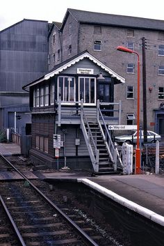 Downham Market signal box is located by the Down Main line adjacent to Railway Road level crossing at the southern end of Downham Market station, with Eagle Mill towering behind it. Thursday 13th August 1987    Downham signal box was a Great Eastern Ra Fapturbo is the only automated forex income solution that doubles real monetary deposits in under a month