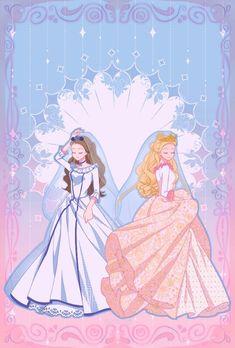 Cartoon Drawings, Cute Drawings, Princess Art, Princess Barbie, Character Art, Character Design, Barbie Drawing, Princess And The Pauper, Barbie Movies