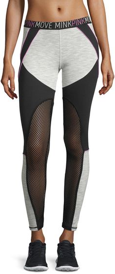 MINKPINK Move performance leggings on ShopStyle