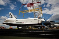Space Shuttle Enterprise Move to Intrepid (201206060016HQ) by nasa hq photo, via Flickr