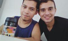 Edu Alves e Sued Henrique compartilharam sua história com o Menino Gay.