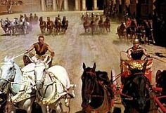 'Ben-Hur' is a Biblical epic film made in 1959, directed by William Wyler, and starring Charlton Heston, Jack Hawkins and Stephen Boyd.