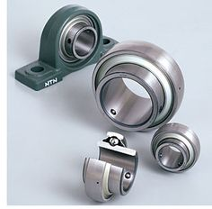Triple-sealed Bearings