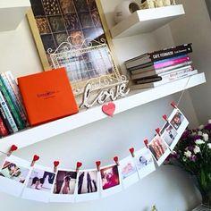 Kalpli mandal set, anılarınıza eşlik ediyor ve evdeki en güzel yeri alıyor. #love #home #evim #polaroid https://www.sosyopix.com/pola-kartlar