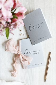 Looking for ways to make your wedding ceremony more special? Make these dreamy d… Looking for ways to make your wedding ceremony more special? Make these dreamy diy vow books to record your vows and cherish them for years to come. Wedding Ceremony Ideas, Wedding Vow Art, Wedding Paper, Wedding Cards, Wedding Gifts, Dream Wedding, Wedding Day, Wedding Speeches, Wedding Blue