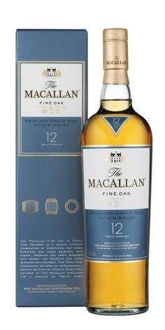 macallan_12_fine_oak_bottle_box-e1439869137645.jpeg (400×800) #whiskydrinks