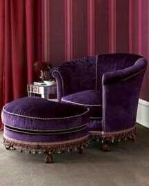 Peaceful Purple Rest