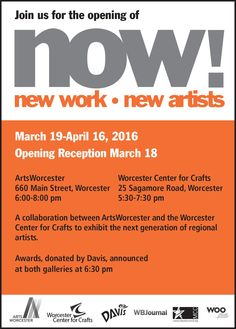 On View March 19 - April 16