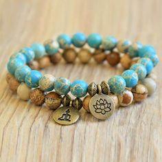Pearl bracelet Nature Regalit Buddha S