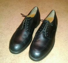 Polo Sport Ralph Lauren Men's Black Oxfords Size 11 D #PoloRalphLauren #Oxfords