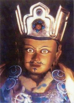 Guru for all the Gurus, Guru Rimpoche, the second Buddha.