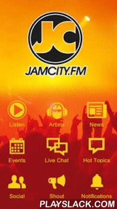 JamCity.FM  Android App - playslack.com ,  Welcome to JAMCITY.FM ~ Radio EvolvedJAMCITY.FM ~ Welcome to Digital Interactive Radio the Evolution Bringing Together Artists &Listeners Through The Music They Love. You Can Now Listen & Interact Live With Both theDJ/Artists & Fellow Listeners in Real Time While Streaming the Best Beats to Your Phone,Smart Device, Computer, TV and Car.TUNE IN & ENJOY A Variety of Music Stations Playing Multiple Genres 24 hours a day 7 days aweek…