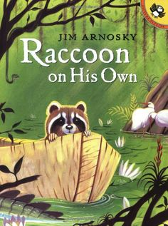 Raccoon On His Own (Picture Puffin Books): Jim Arnosky: 9780142500712: Amazon.com: Books
