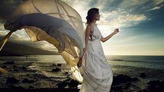 De novias y de paracaidas, como caidos del cielo