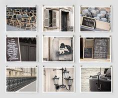Paris Photo Collection, Black - Paris Photo - Fine Art Photography - Paris Decor
