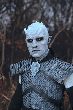 This was my makeup and costume design for Halloween 2015, The Night's King, as depicted in the HBO Game of Thrones adaptation. All photos are by Tim Stiller of The Big Event Photography.&nbsp...