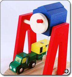 Melissa & Doug Deluxe Wooden Railway Set Melissa & Doug, Fantastic Baby, Train Set, Wooden Toys, Wooden Toy Plans, Wood Toys, Woodworking Toys
