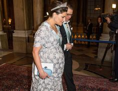 The Swedish Royal Courts: The Royal Family held an official dinner