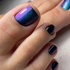 Cute Pedicure Designs, Pedicure Colors, Toe Nail Designs, Cute Pedicures, Toe Nails, All The Colors, Ant, Beauty, Beautiful