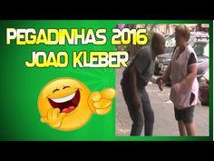 Pegadinha de João Kleber 2016 - Te Peguei na TV