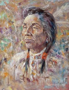 - Chief Paskwa by Neil Jones kp