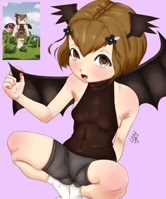 Minecraft Anime, Fictional Characters, Art, Art Background, Kunst, Performing Arts, Fantasy Characters, Art Education Resources, Artworks