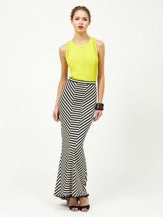 Flattering Stripes