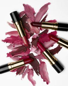 Amy Elizabeth Studio by Production Paradise Lipstick, red lipstic, cosmetics photography, still life photography
