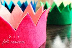 Nostalgia is fun, especially when it harkens back to your carefree childhood years! Invite all of your closest girlfriends over to your house, make DIY princess crowns and adorn them with whatever you like (glitter, pins, etc.), and then wear them while you watch your favorite Disney movies or princess-inspired flicks like Ever After and Ella Enchanted. #birthdaypartyidea #teenbirthday #nostaglicbirthday #projectinspired